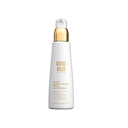 MARLIES MÖLLER Luxury Golden Caviar Mask conditioner - haarverzorging, 200 ml