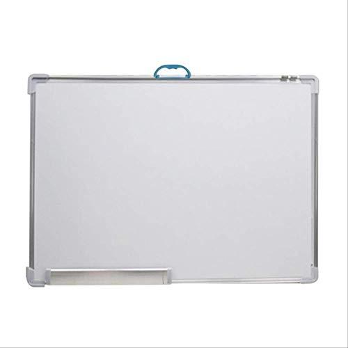 35 * 50 cm suspendus tableau blanc magnétique panneau essuyage sec jouet éducatif dessin tableau blanc tableaux effaçables portables avec stylo aléatoire 35x50 cm blanc