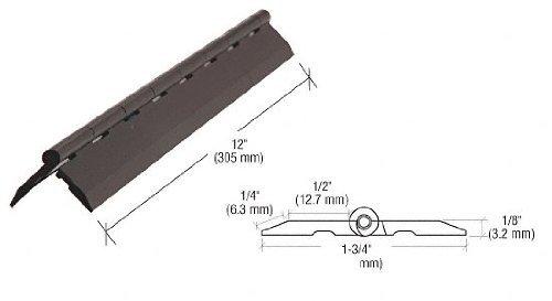 SOURCEONE.ORG Premium 12 Inch Acrylic Plastic Piano Hinge