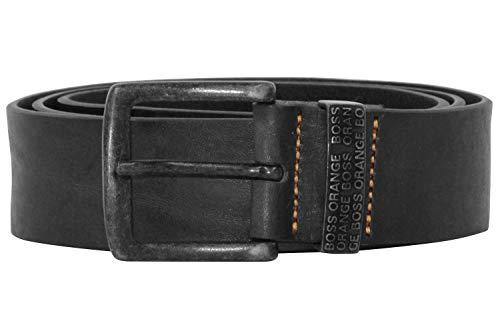 BOSS 50375217-001 Herrengürtel Jep Schwarz 100 cm