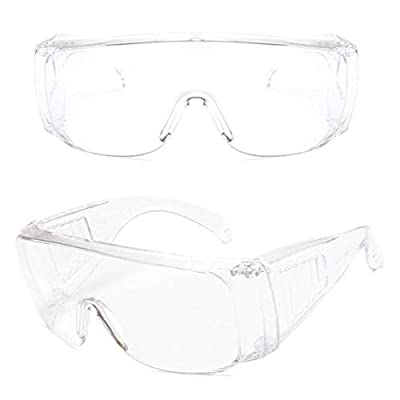 Gfones Medical Goggles Anti-virus Dust-proof Wind-proof Protective Glasses All-Purpose Cleaners
