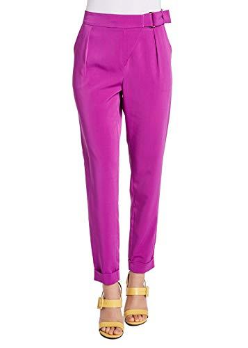 Gaudi Lange Hose Dalia für Damen, Pink 40