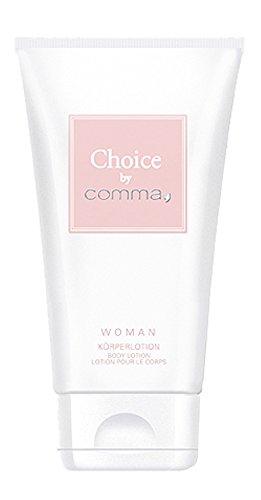 Comma Choice by Comme femme/woman, Bodylotion, 1er Pack (1 x 150 g)