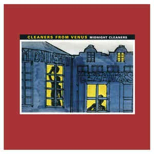Midnight Cleaners (Clear Smoke Vinyl)