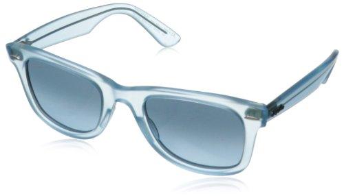 Ray-Ban 0RB2140 Gafas de Sol, Demi Gloss Ice, 50 Unisex-Adulto