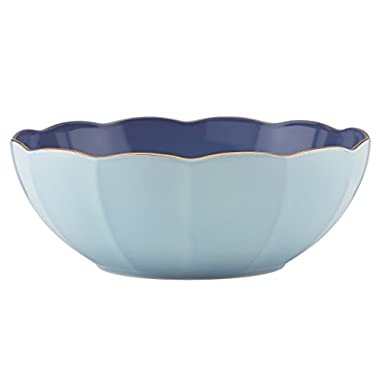 Marchesa Shades of Blue Serving Bowl by Lenox