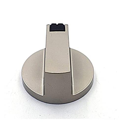 1 Estilos de Cocina de Cocina de Cocina de Cocina de Cocina, Control de Horno de Cocina, Control Giratorio, Control de la Cocina Control de Interruptor de Cocina (Color : 1Pc 6MM Right Angle)