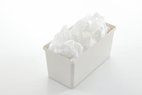 リッチェルTOTONO(トトノ)『レジ袋収納ボックス(11871)』