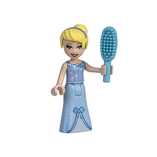 LEGO Princesa Disney: Cenicienta en vestido de baile con cepillo