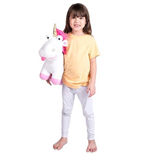 UNIVERSAL Cojín de Unicornio de Unicornio de diseño Despicable Me Fluffy