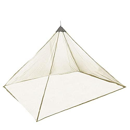 Liadance Tenda per zanzare Tenda Portatile Leggero Mosquito di Viaggio per la Montagna Camping Viaggio Verde