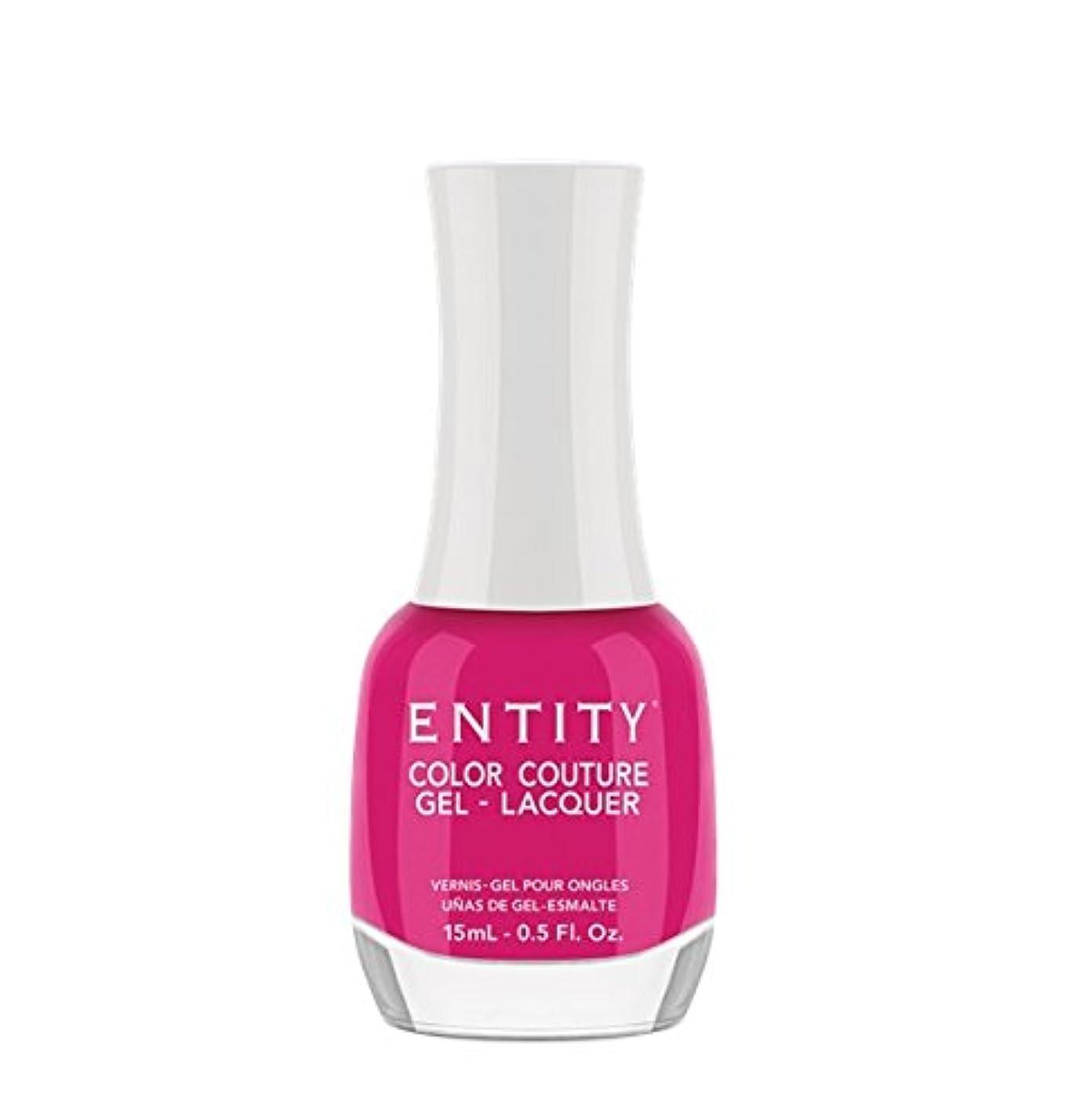 夜明けに予防接種する北東Entity Color Couture Gel-Lacquer - Tres Chic - 15 ml/0.5 oz