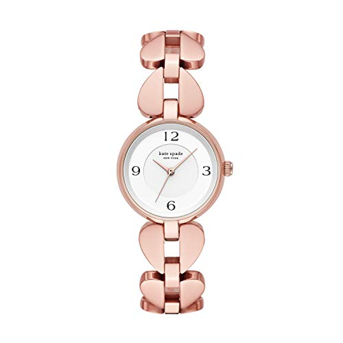 Kate Spade New York Women's Annadale Quartz Stainless Steel Jewelry Dress...