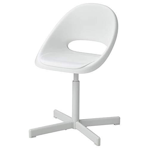 IKEA/イケア LOBERGET/SIBBEN:子ども用デスクチェア ホワイト(393.377.13)