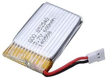YUNIQUE ITALIA 2 Pezzi Batterie per Syma X5C X5 / 1 Pezzo da 600mAh e 1 Pezzo da 650mAh