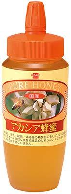 健康フーズの国産アカシア蜂蜜500g×6個          JAN: 4973044040799
