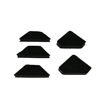 HUYUN New The Keyboard Feet&Mats&Foot Pad Replacement for Blackwidow Ultimate 2013 2014 Mechanical Keyboard