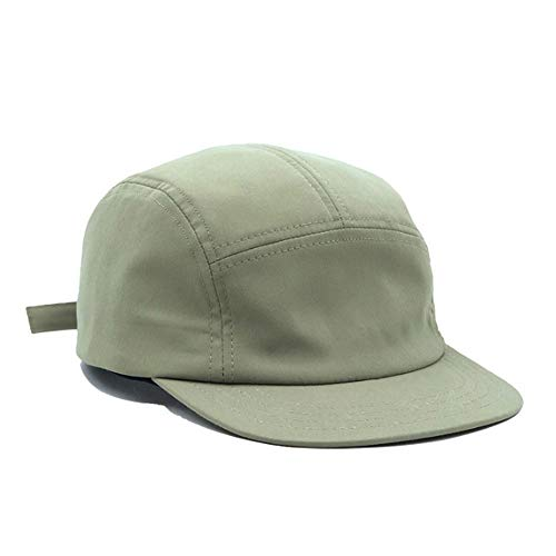 Clape Quick Drying 5 Panel Sun Hat Cap Unique Design Short Brim Bump Cap