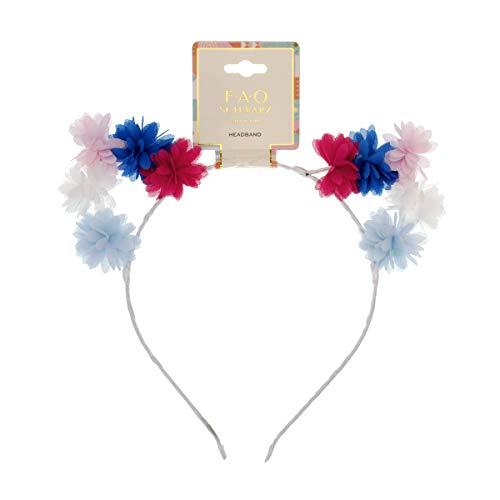 FAO Schwarz Fabric Flower Hair Headband
