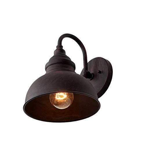 Lámpara De Pared, Lámpara De Pared Antigua De Loft Rústico Retro Industrial Negro Edison Aplique De Pared Vintage Accesorios Decorativos Iluminación