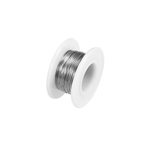 0.3mm 28AWG Heating resistance Cable wrap Nichrome resistance wires for heating elements 98 feet
