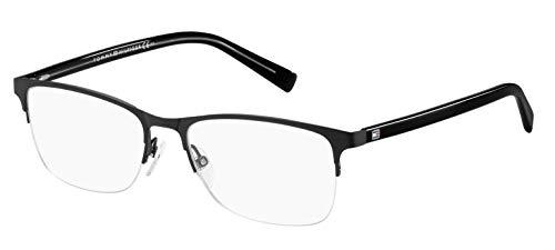 Tommy Hilfiger Gafas de Vista TH 1453 MATTE BLACK 53/17/145 hombre