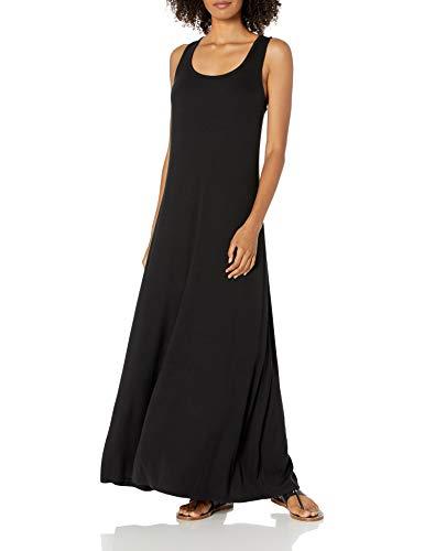 Amazon Brand – Daily Ritual Women's Rayon Spandex Fine Rib Maxi Dress