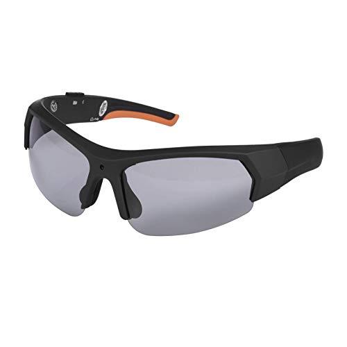 ADDG Cámara de Gafas de Sol con Bluetooth, portátil, cómoda cámara Deportiva 1080P HD, grabadora de vídeo para Escalada al Aire Libre