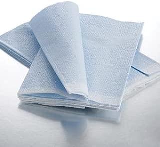Graham Medical 317 Tissue/Poly/Tissue Fanfold Drape, 40