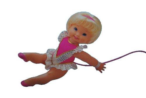 alles-meine.de GmbH Rarität ! Anastasia Julie - Gymnastik Puppe mit Fernsteuerung von Mattel Kabel Sport
