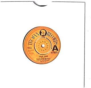 Louie Louie / Pressure Drop '72 Promo 7in