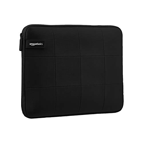 AmazonBasics - Funda para ordenador portátil urbana de 39,62 cm, negro