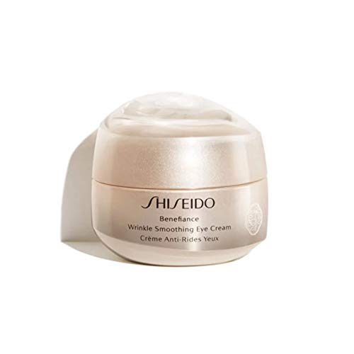 Shiseido Benefiance Wrinkle Smoothing Augencreme, 15 ml