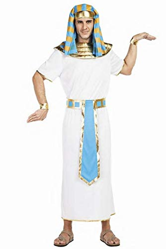 DISFRAZ EGIPCIO FARAON TALLA XL