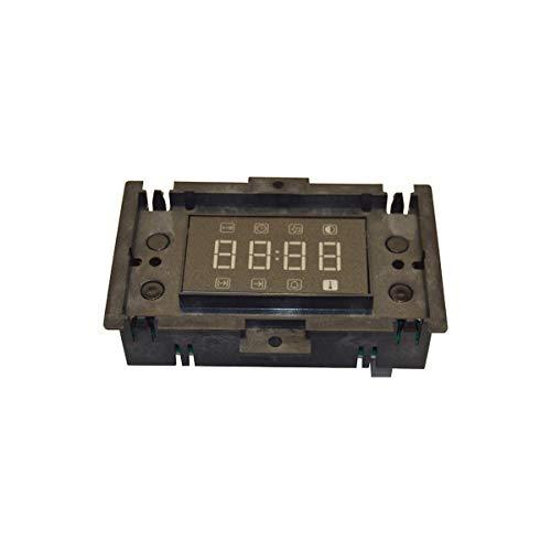 Reloj Temporizador electrónico Horno BEKO Mod OIE22300X, BBEA10200, OIE22302X 267000036