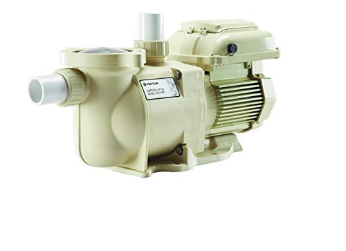 Pentair 342001 SuperFlo VS Variable Speed Pool Pump – 1.5 Horsepower – 115/208-230 V – Energy Star Certified