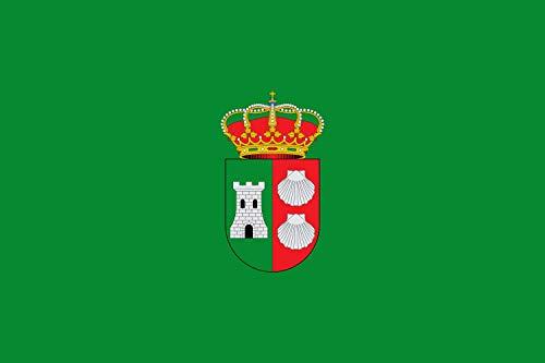 magFlags Bandera XL Torremenga, Cáceres, España | Bandera Paisaje | 2.16m² | 120x180cm