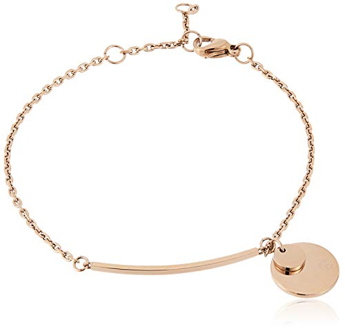 Tommy Hilfiger Jewelry Pulsera charm Mujer chapado en oro - 2780261