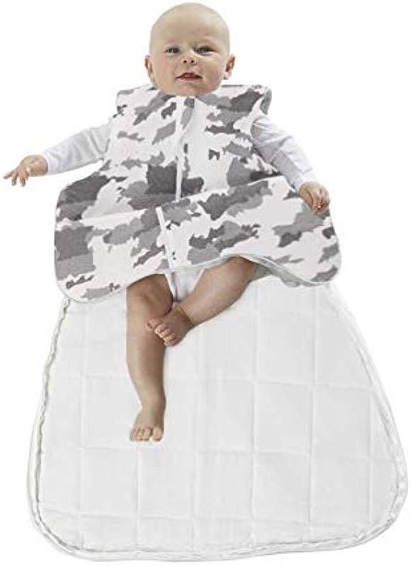 Gunamuna GunaPOD Sack Liteweight Luxury BambooViscose Baby Sleeping Bag Grey 24 36 Months
