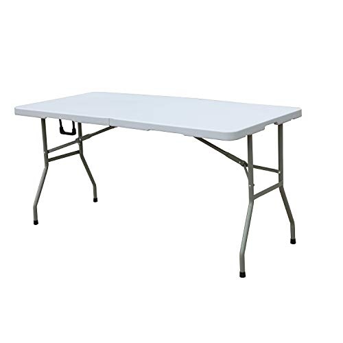 SogesHome Camping Picknick Party Tafel Draagbare Vouwtafel Catering Camping Picknick Party Tafel 152 * 71 CM, HP-152CZ-SH-01