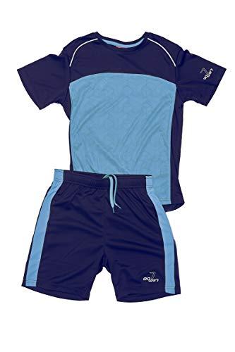 ALPHADVENTURE Go&Win Conjunto Deportivo Scorex Jr Niño Azul 12 años