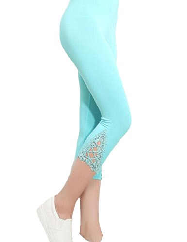 Livesimply Women's Calf-Length Pants