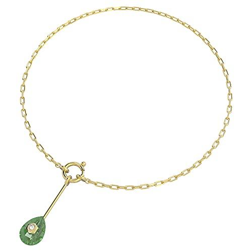 Swarovski Collar Studiosa, oro brillante Erinita