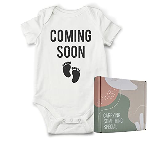 Pregnancy Announcement Gift, Baby Coming Soon Reveal for Grandparents, Grandpa, Grandma, Dad, Husband, Aunt, Uncle Family