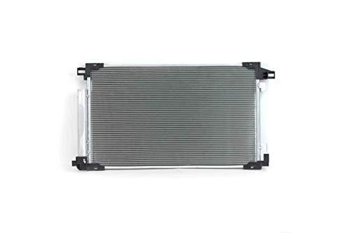 Condensador A/C – Enfriamiento directo/Para 30081 18-19 Toyota C-HR con receptor y secadora
