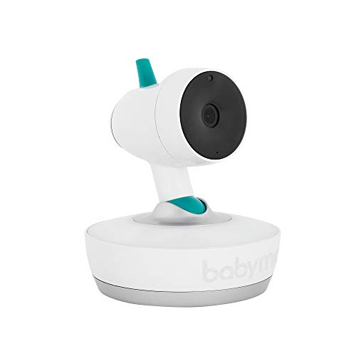 Babymoov Zusatzkamera YOO Moov, 360 Grad Kamera mit Fernsteuerung