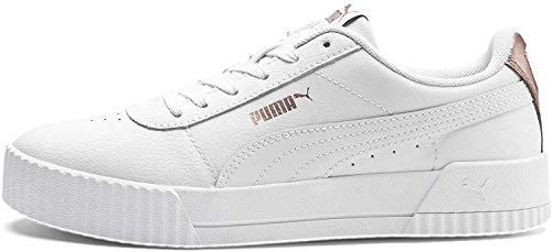PUMA Damen Carina Rg WN\'s Leichtathletik-Schuh, White, 40 EU