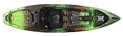 powerful Perception Kayak Pescador Pro 10 | Fishing Kayak Sheet with Adjustable Lawn Sheet |…