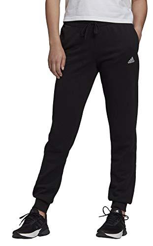 adidas Lin French Terry C Sporthose Black/White L