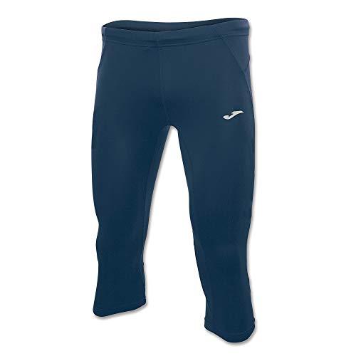 Joma Skin Pantalones Térmicos, Hombre, Azul (Azul Marino), L